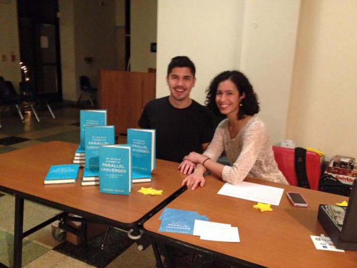 book release - with kathryn