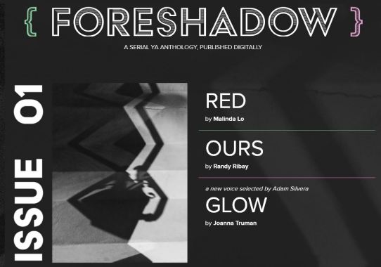 Foreshadow Issue 1